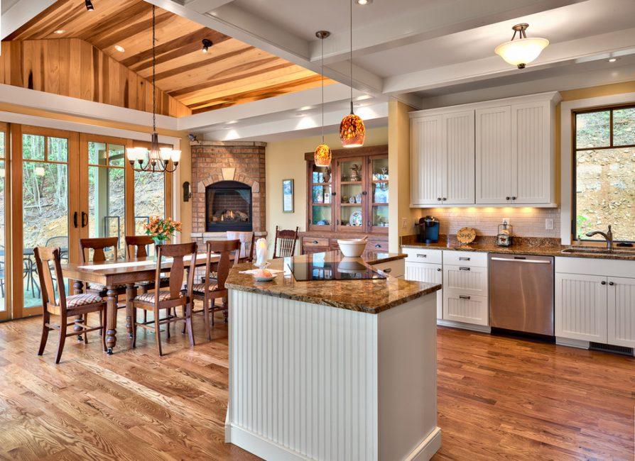 Lokasi sempurna peralatan dapur