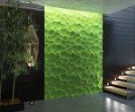 Dinding hiasan dalaman (220+ Foto): Plaster, Wallpaper, Lukisan