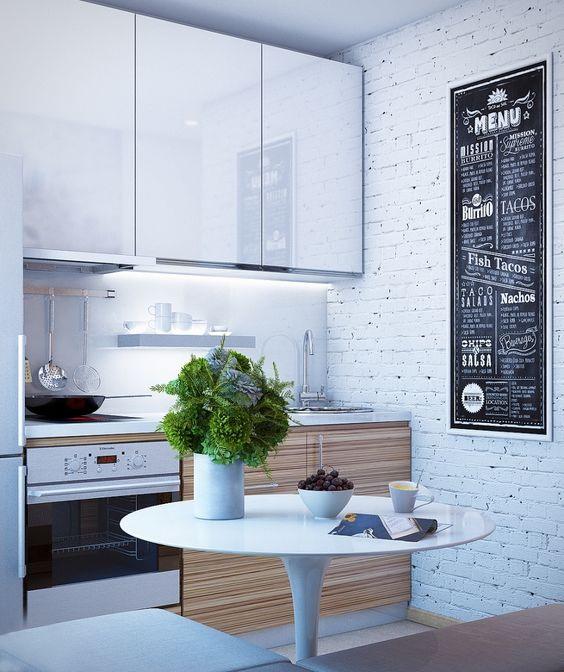 Semangat minimalisme di dapur-bayi