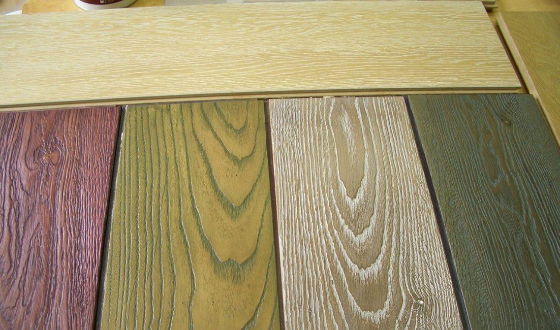 Hampir semua cat sesuai untuk pemprosesan kayu.