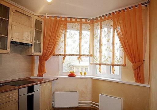 Saiz sempurna untuk tingkap dapur