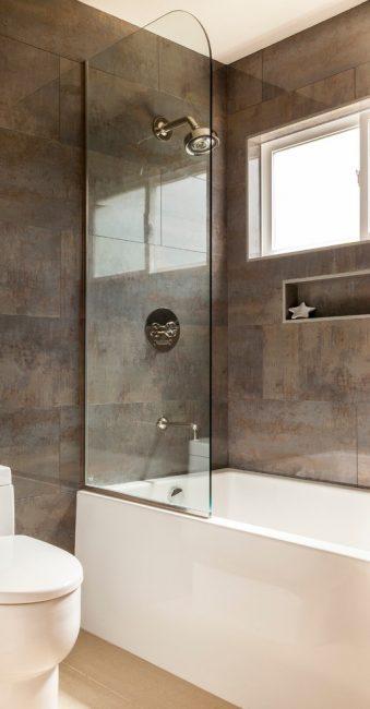 Mermer banyo - şimdiki zamanın alaka düzeyi
