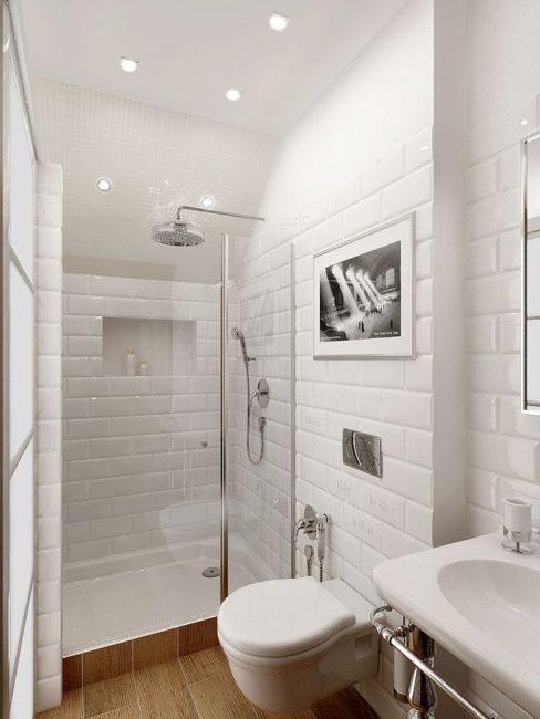 Banyoyu modaya uygun, modern ve zarif hale getirin.