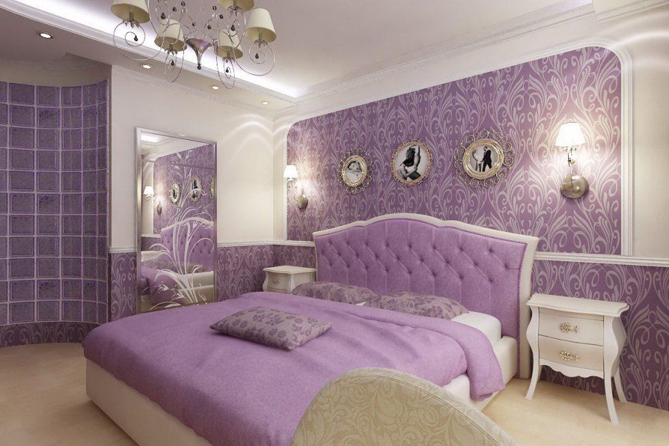 Duvarların dekorasyonunda uyum