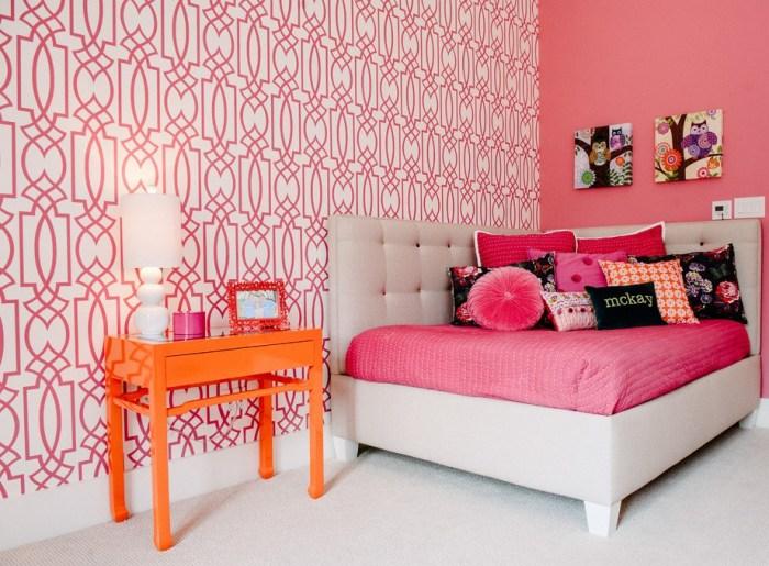 Farklı bir odanın büyüklüğünü ve stilini göz önünde bulundurun