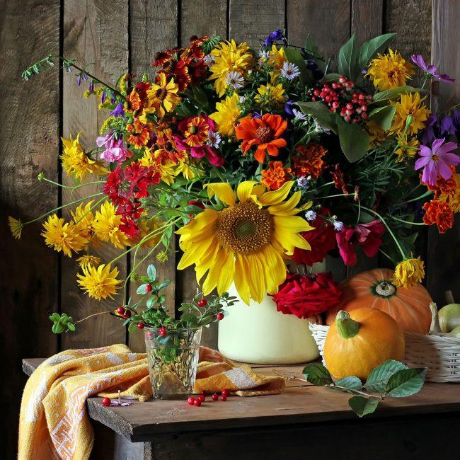 Hadiah Sejuk Autumn