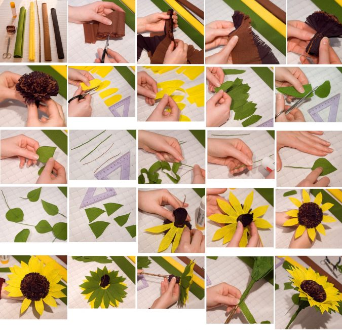 Bengkel Sarjana Master - Sunflower