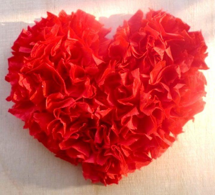 Aşıklar tatil için kalp