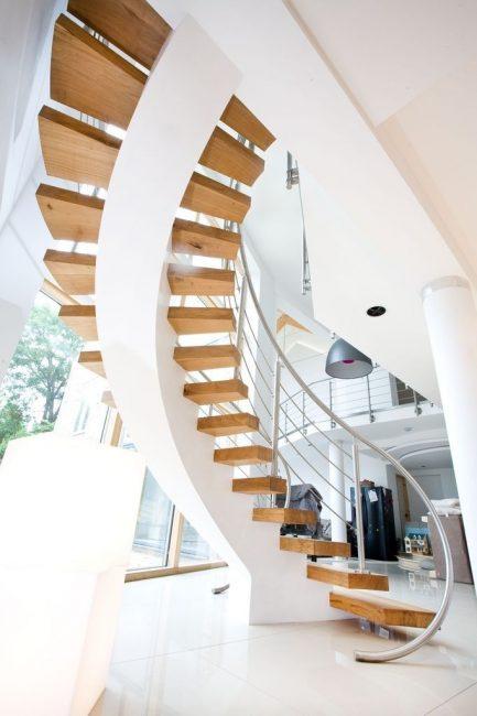 Gelombang pereka di rumah dua tingkat