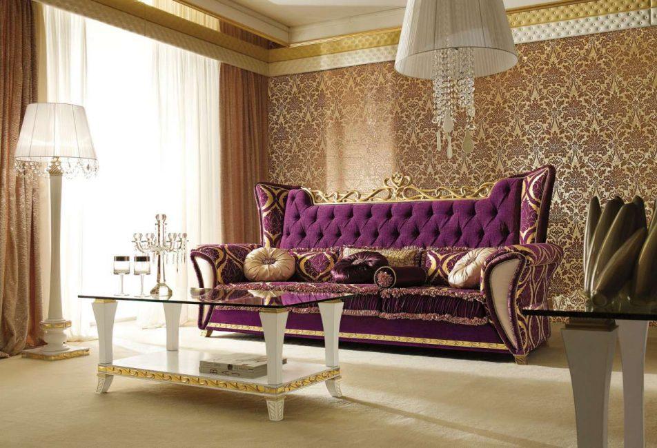 İç mekana uygun mobilyalar