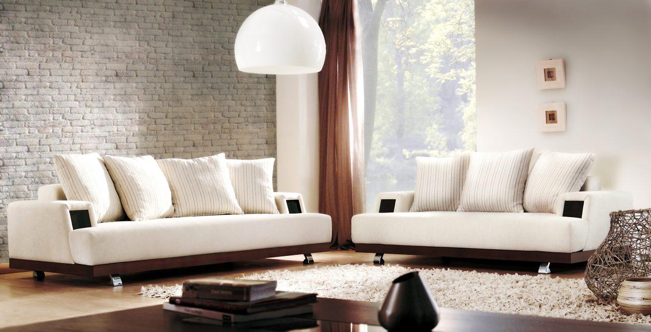 Apa yang boleh lebih baik daripada dua sofa?