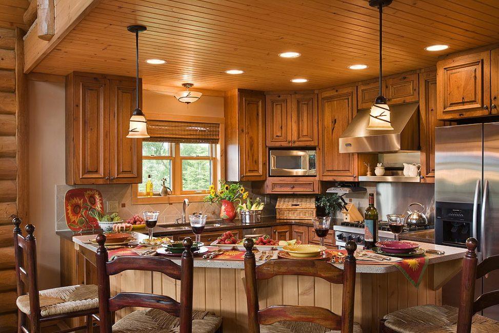 Zengin ve zarif mutfağı