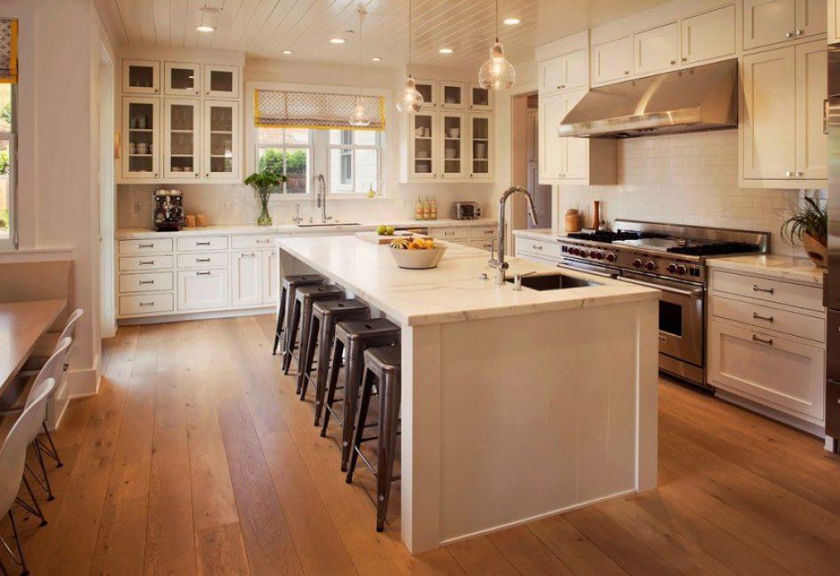 Setiap dapur adalah individu, seperti pemiliknya.