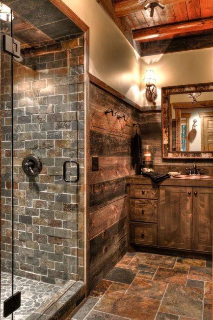 Kabin mandi bukan hanya kelihatan hebat, tetapi juga akan bertahan lama.