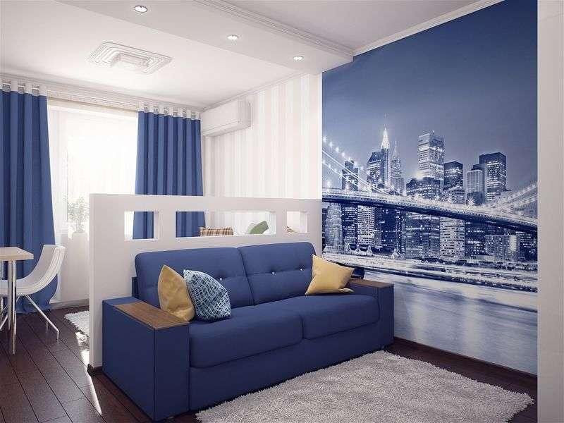 Perabot minimum untuk bahagian dalaman yang indah