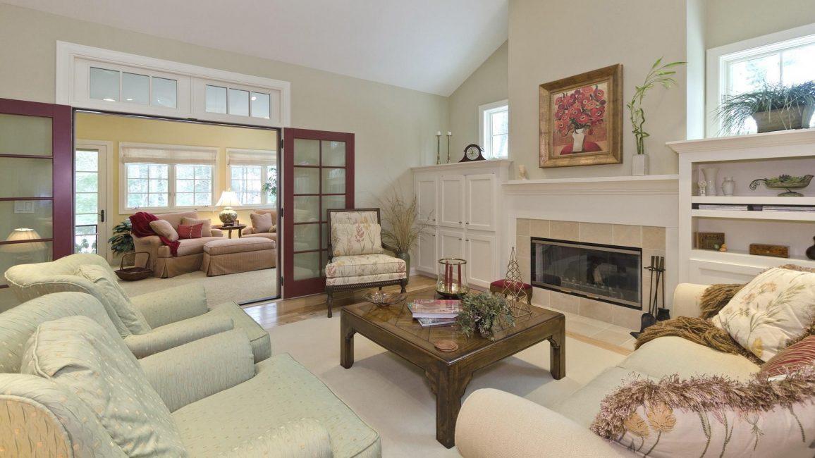 Başlamadan önce, tüm odanın özelliklerini değerlendiririz.