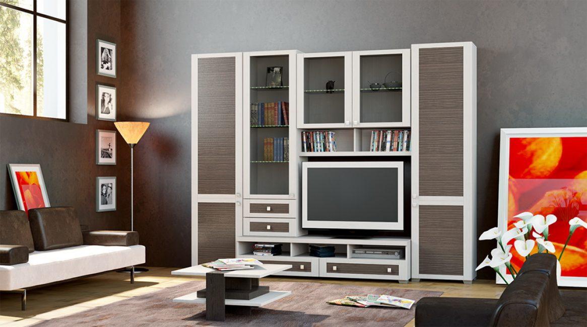 Saiz perabot bergantung kepada saiz bilik.