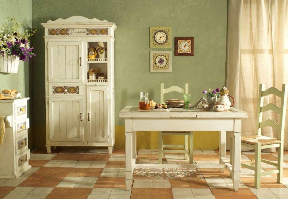 Mutfakta rahat Provence