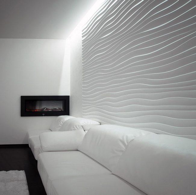 Gelombang 3D di ruang tamu anda