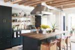 Mutfakta önlük için kiremit (180+ Tasarım Fotoğrafları): duvarlarınızı canlandıracak ipuçları