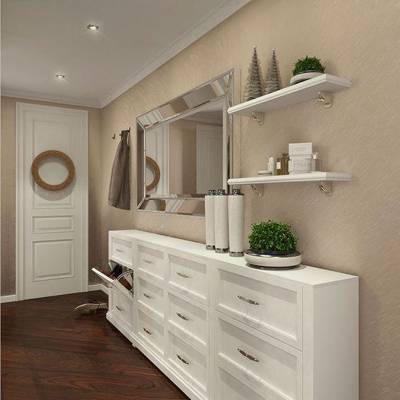 Önemli olan, mobilyaların iç mekana uyumlu bir şekilde bakmalarıdır.