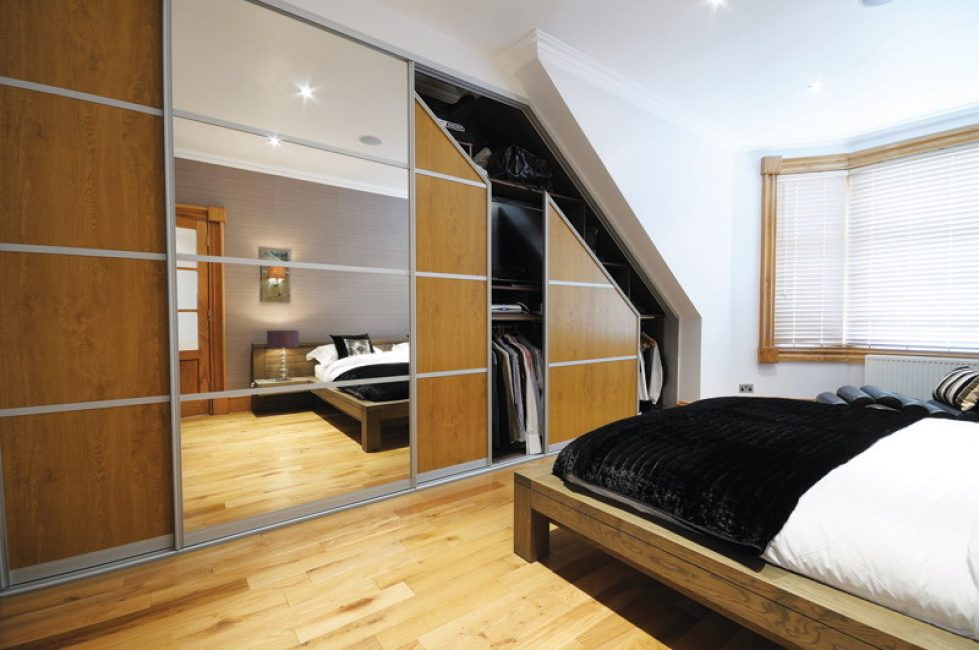 Ankastre mobilya ilginç tasarım