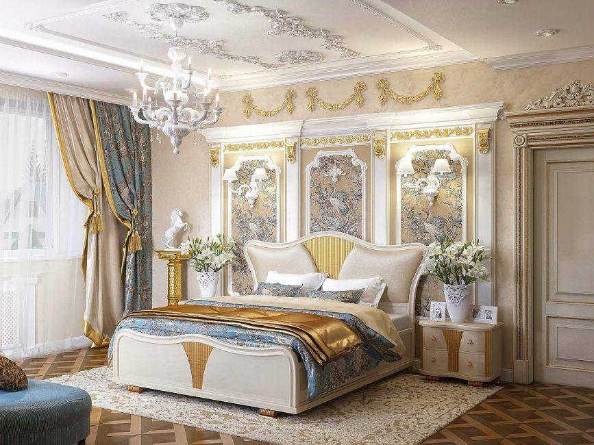 Barok ve klasisizm gibi tarzlar zenginlik, zıplama ve sofistike olarak nitelendirilir.