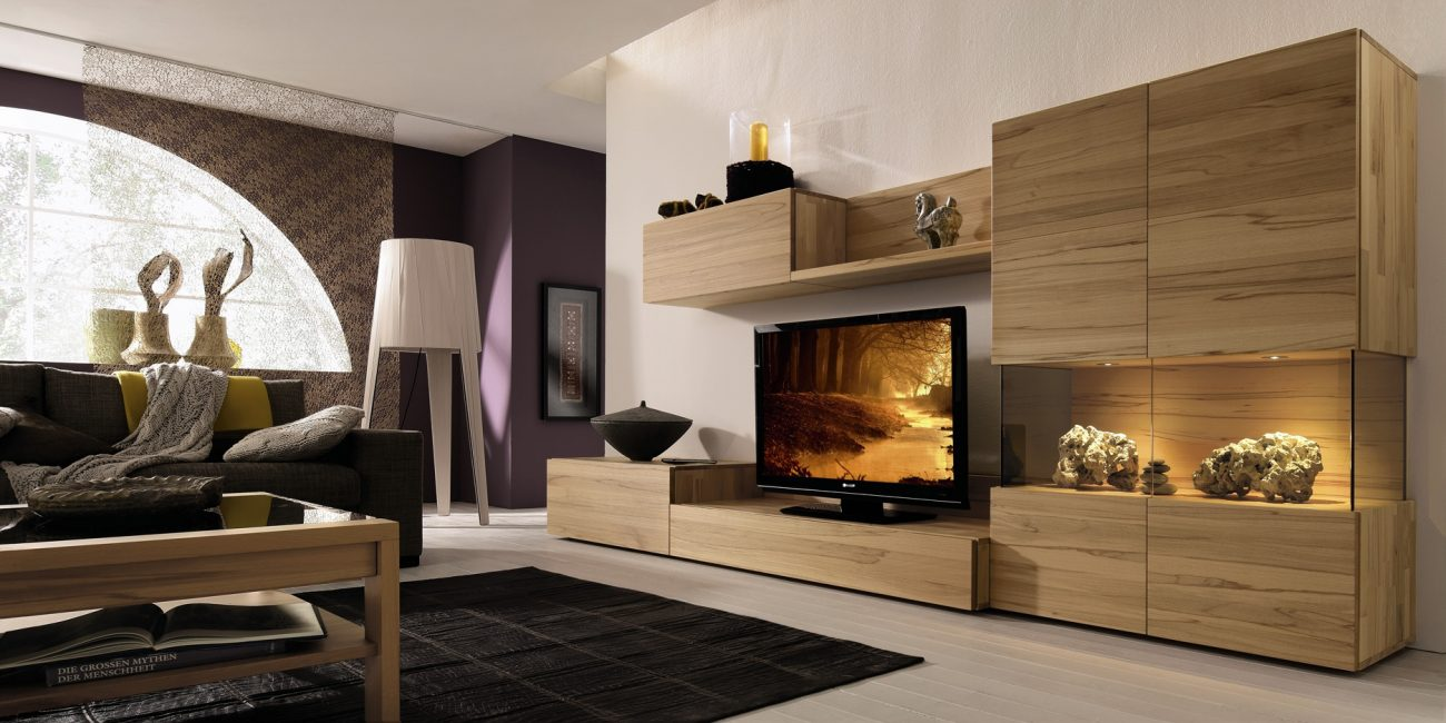 Suni ağaç ile mobilya