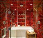 화장실이없는 세련된 욕실 디자인 (+100 사진) - 편안함과 결합 된 아름다움