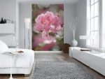 How to look 3d photo wallpaper on the wall: 225+ Photos of incredible interiors