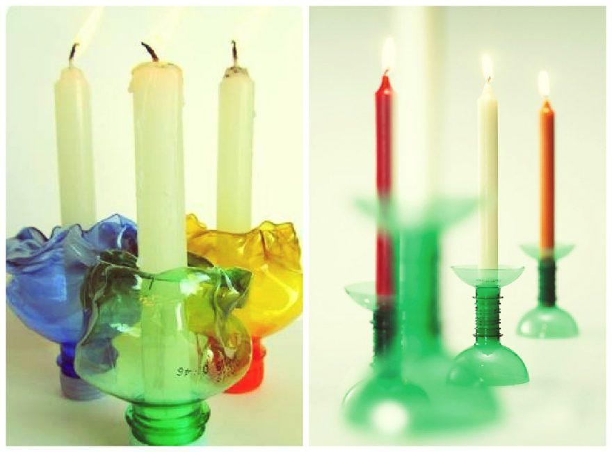 Cara mudah membuat candlestick