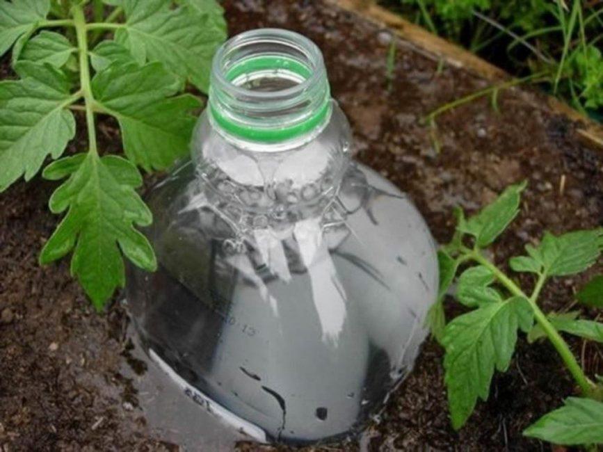 Alat yang berguna untuk penyiraman mendalam