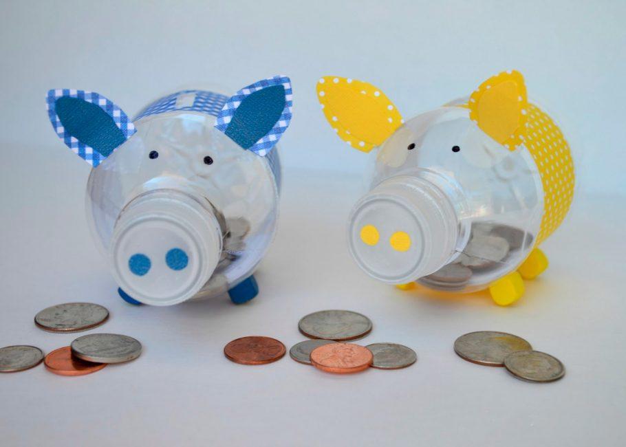 Bank piggy lucu