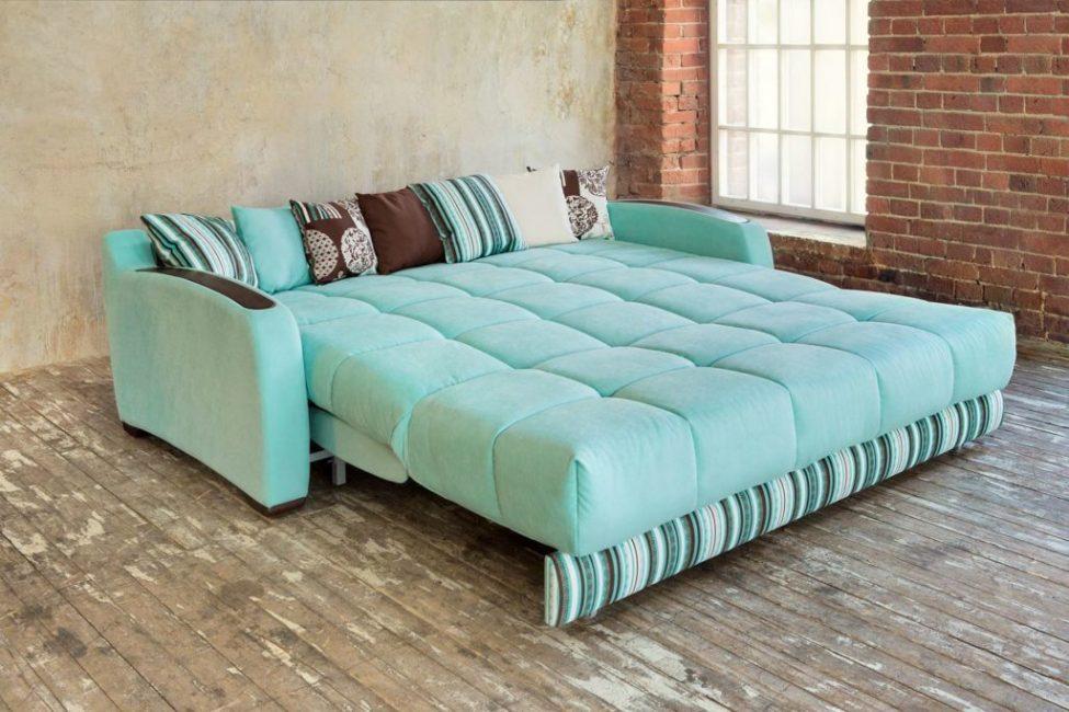 Her iki mekanizma da yatağın mümkün olduğu kadar pürüzsüz olmasını sağlar.