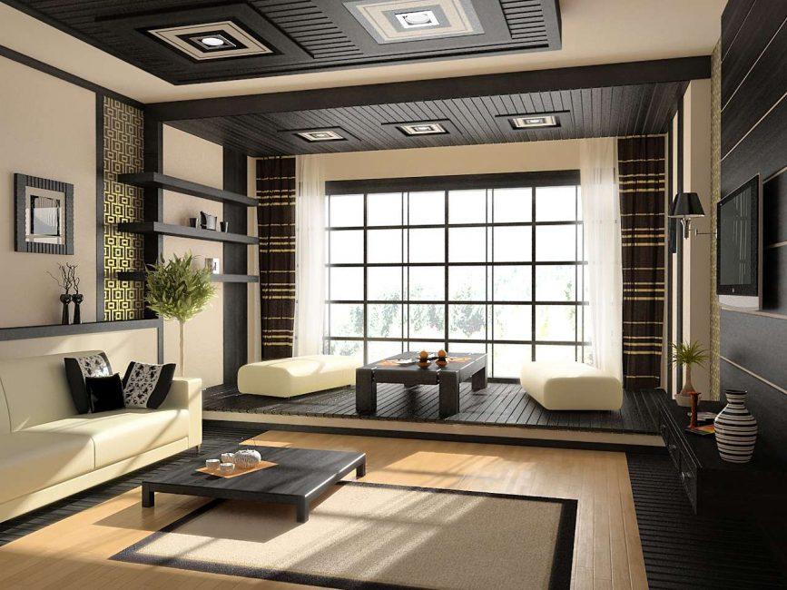 Japon minimalizm, sadece en gerekli