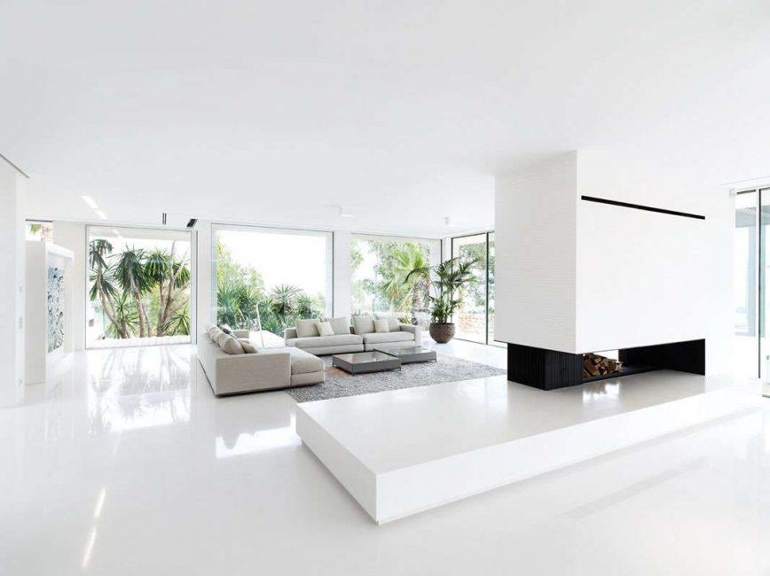 Bazen minimalizm çok daha parlak görünüyor.