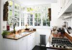 220+ Fotoğraflar Yeni tasarım mutfak 9 m2: İşlevsel ve özlü tasarım