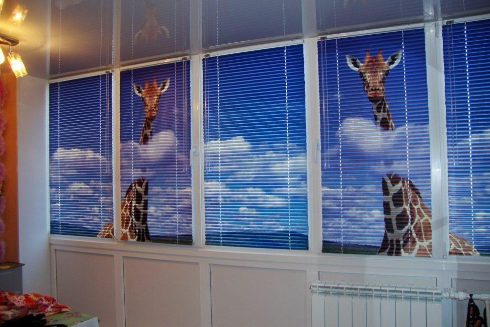 Şık pencere koruması