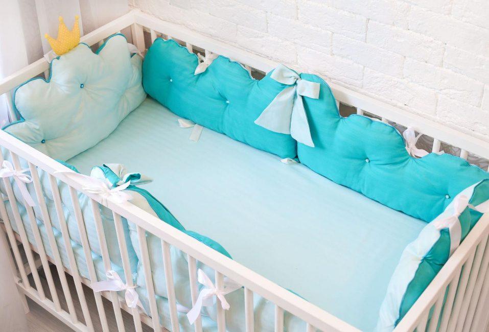 Bazen yatağın kenarları sentetik lifler içerir.