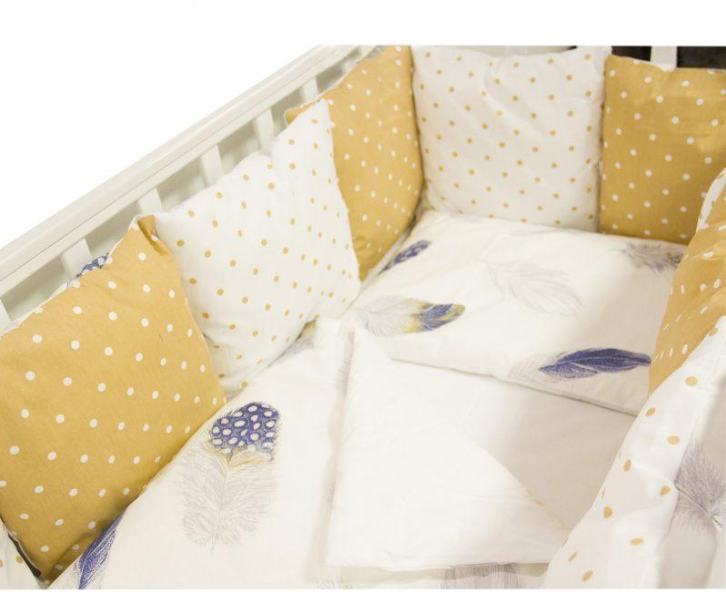 Yataklarda narin sarı
