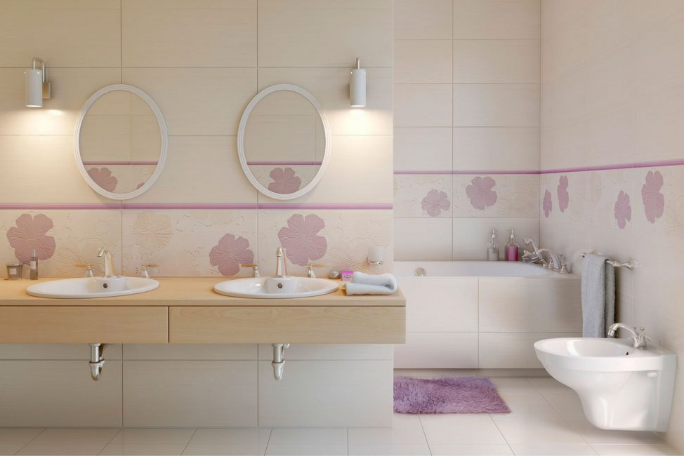 Seramik Mat Banyo Karoları