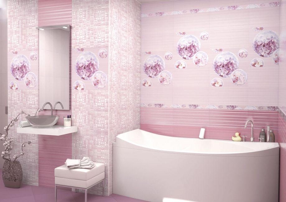 Bahan halus untuk bilik mandi