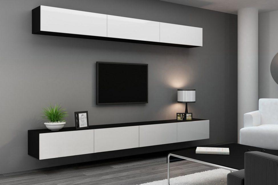 TV perlu diletakkan supaya bahagian bawah berada pada paras mata dalam posisi duduk