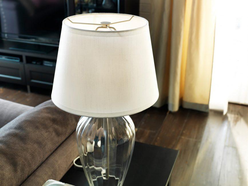 거실 테이블 램프