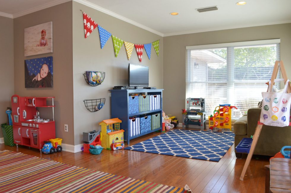 Ruang tamu untuk kawasan pesta ulang tahun