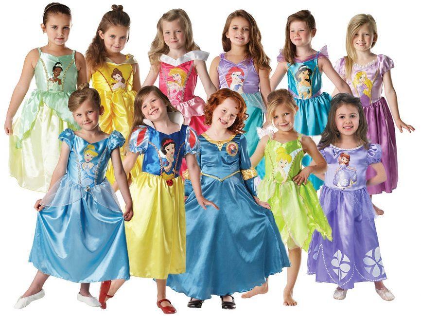 Bir çocuk partisinde karnaval