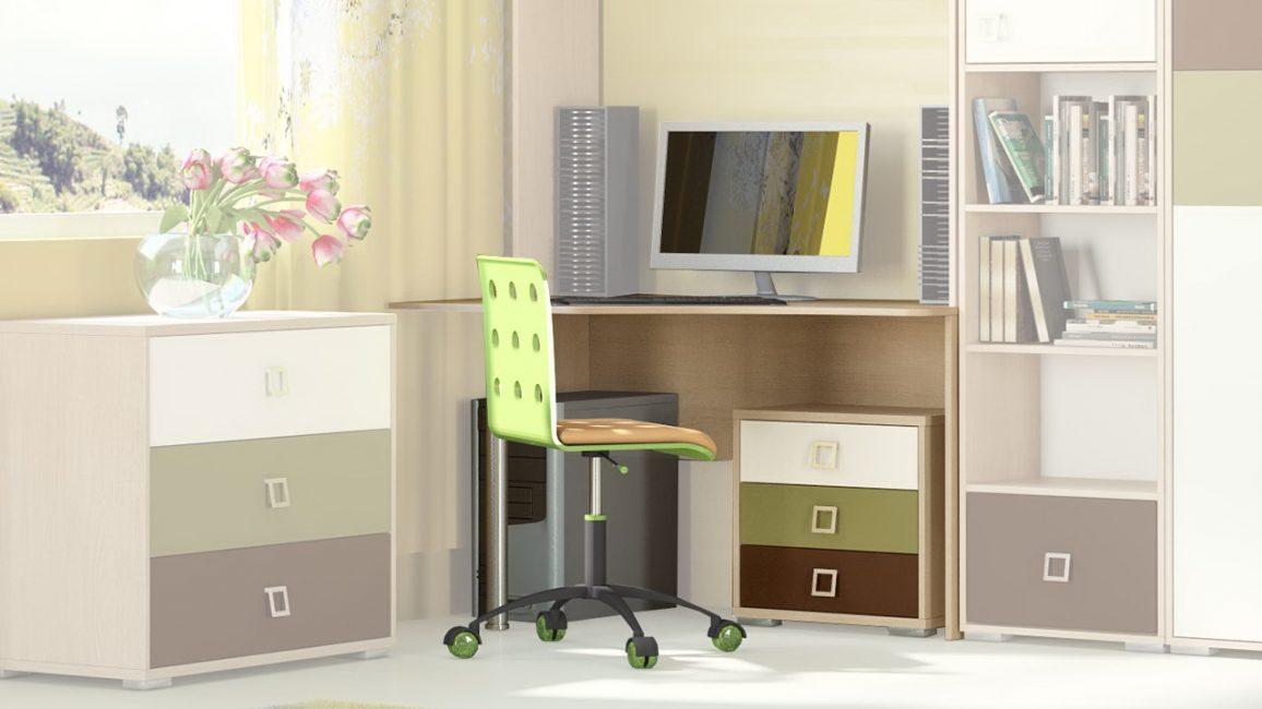 Reka bentuk sejagat untuk sebarang gaya apartmen