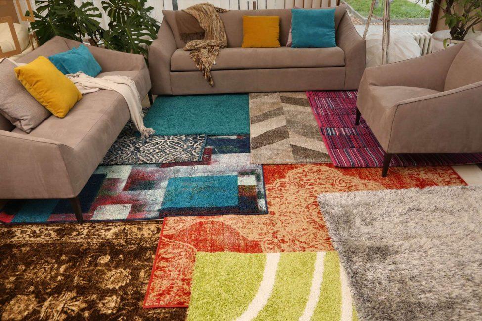 Warna salutan memainkan peranan yang besar dalam gaya keseluruhan bilik.