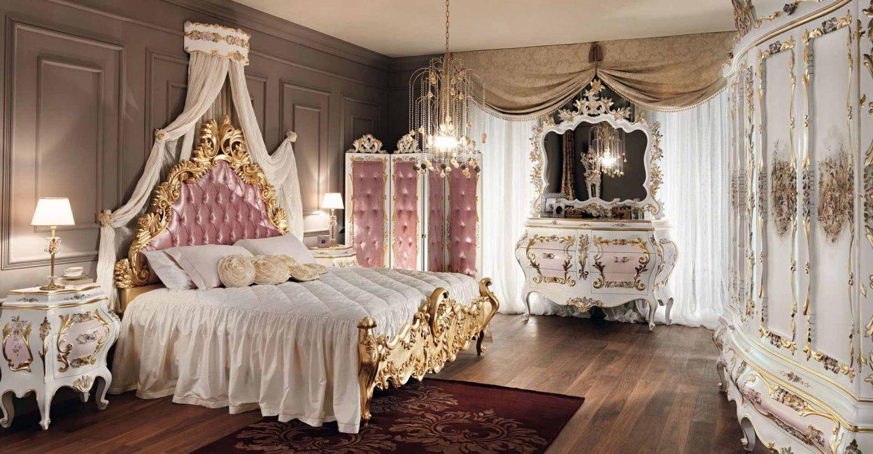 Katil Baroque