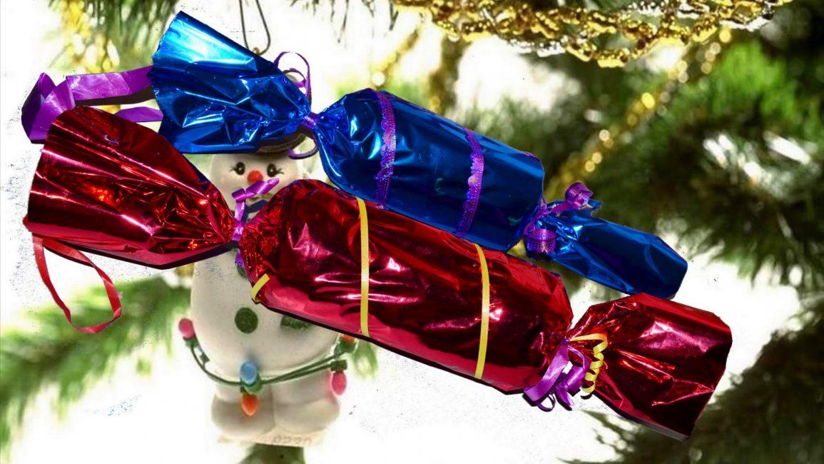 Untuk ekor dan pokok Krismas - kelihatan sangat lazat